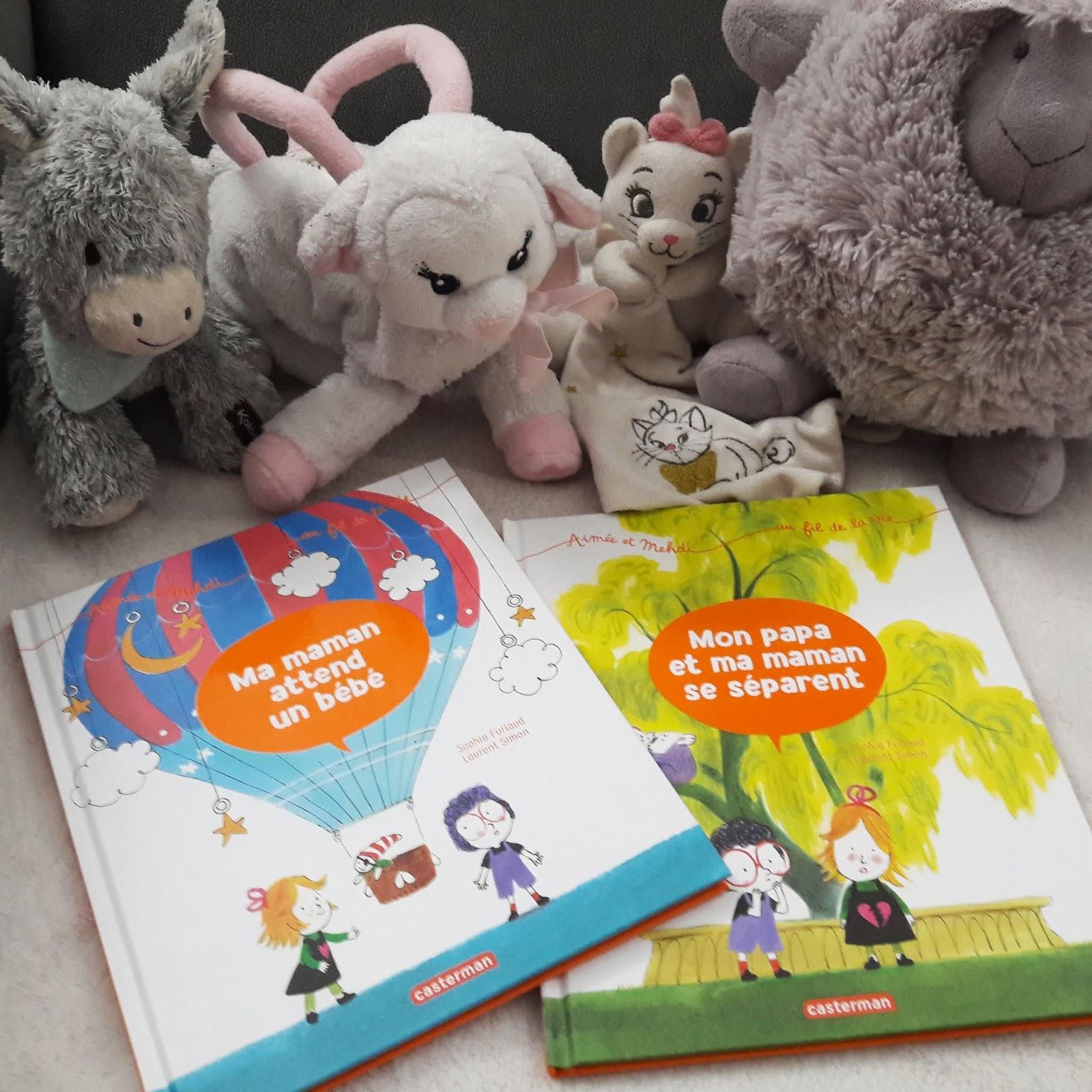 Aimée et Mehdi au fil de la vie : une nouvelle collection pour accompagner les enfants dans les changements de la vie