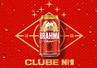 Promoção Estádio em Casa Clube nº1 Brahma Chopp cluben1.com.br