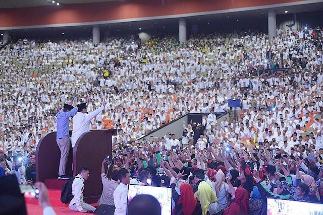 Alumni Perguruan Tinggi Se-Indonesia Bakal Deklarasikan Dukungan ke Prabowo-Sandi