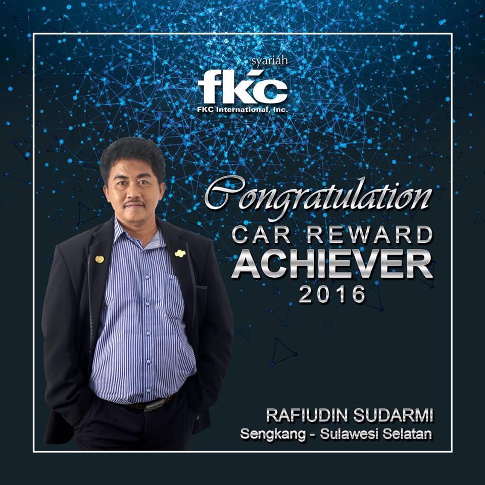 Bisnis Fkc Syariah - Reward Rafiudin Sudarmi