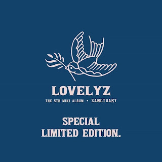 Lovelyz - SANCTUARY Albümü