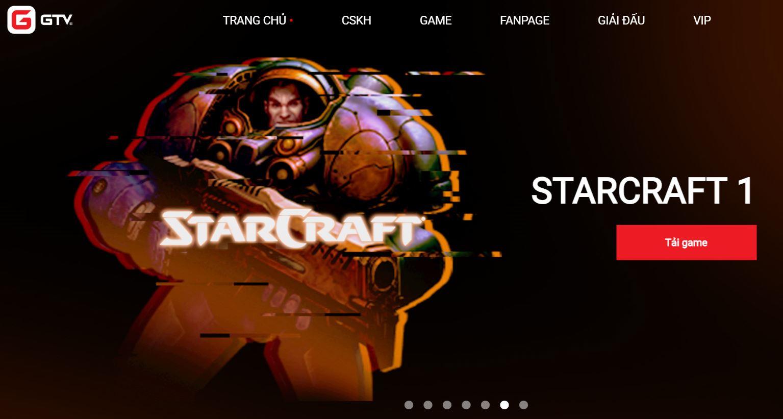 Cài đặt đơn giản StarCraft 1 trên GameTV Plus   GameTV