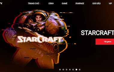 Cài đặt đơn giản StarCraft 1 trên GameTV Plus