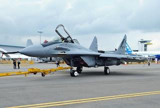 MiG-29 Fulcrum TUDM