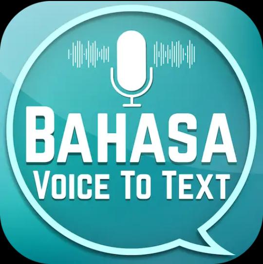 Bahasa Voice Speech To Text & Converter