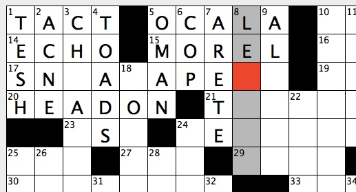 Rex Parker Does the NYT Crossword Puzzle: Noted Berry farm