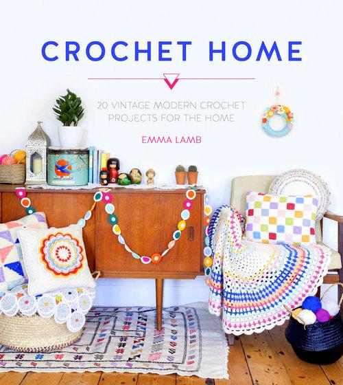 home decor crochet pattern