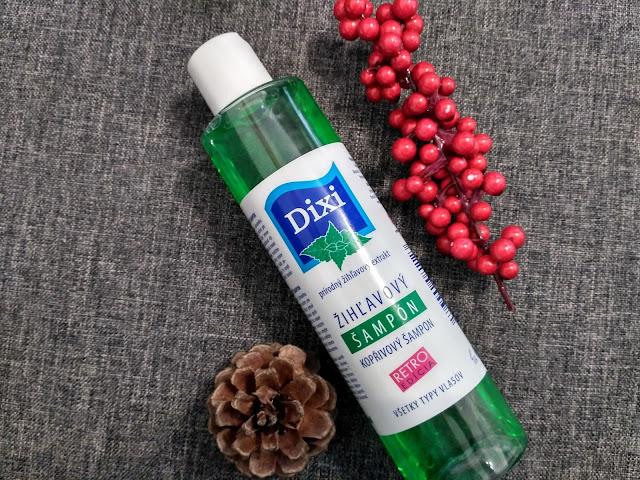 Dixi žihľavový šampón proti lupinám