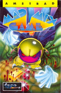 Portada Videojuego Mad Mix Game
