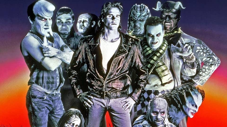 Ночной народ, Ночное племя, Nightbreed, ужасы, хоррор, обзор, рецензия, Клайв Баркер, Horror, Review, Clive Barker