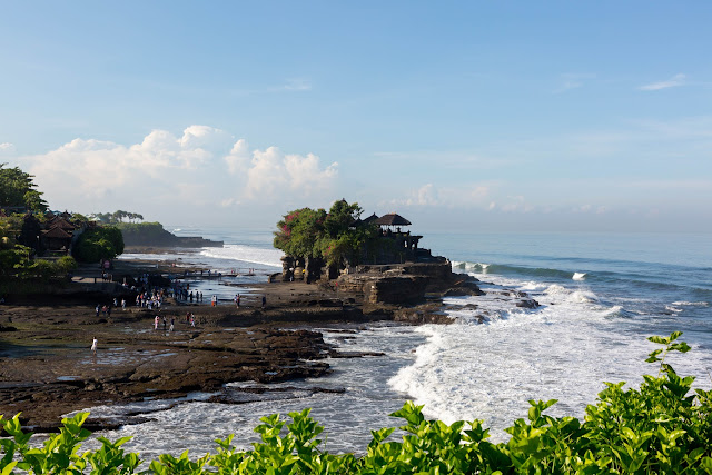 What to do in Bali tanah lot