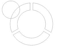 tahap-tahap membuat logo ubuntu, ellipse tool