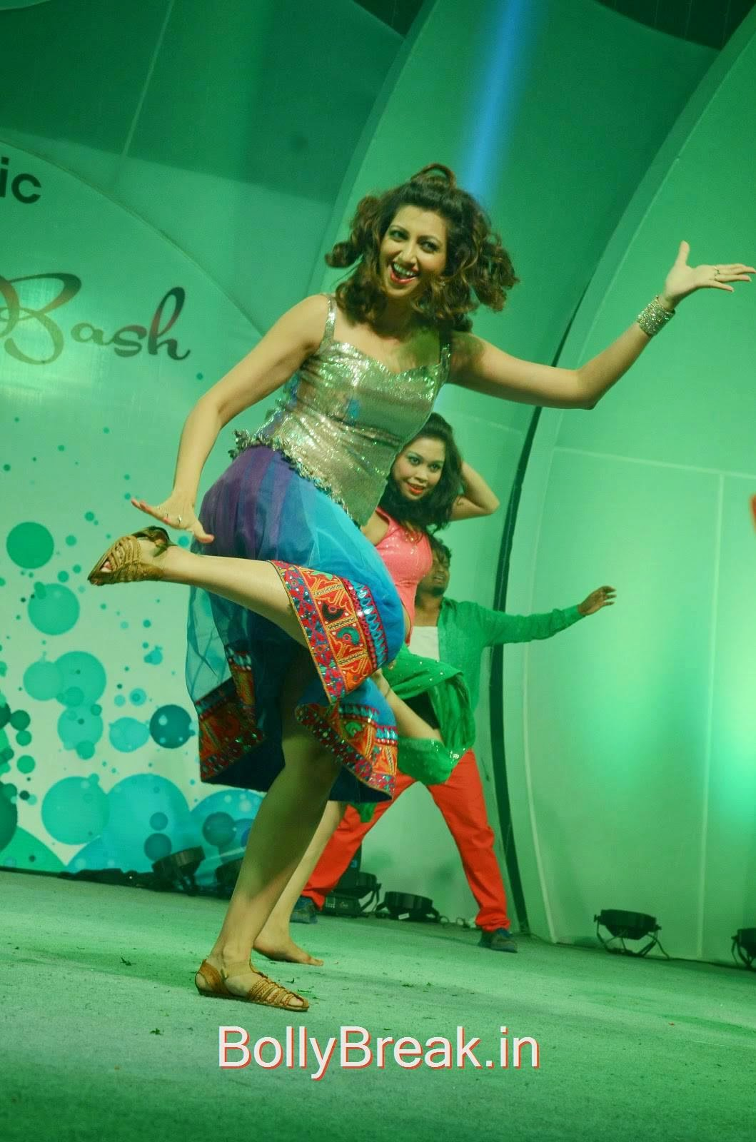 Hamsa Nandini Pictures, Hamsa Nandini Hot Pics from Global Logic Annual Bash