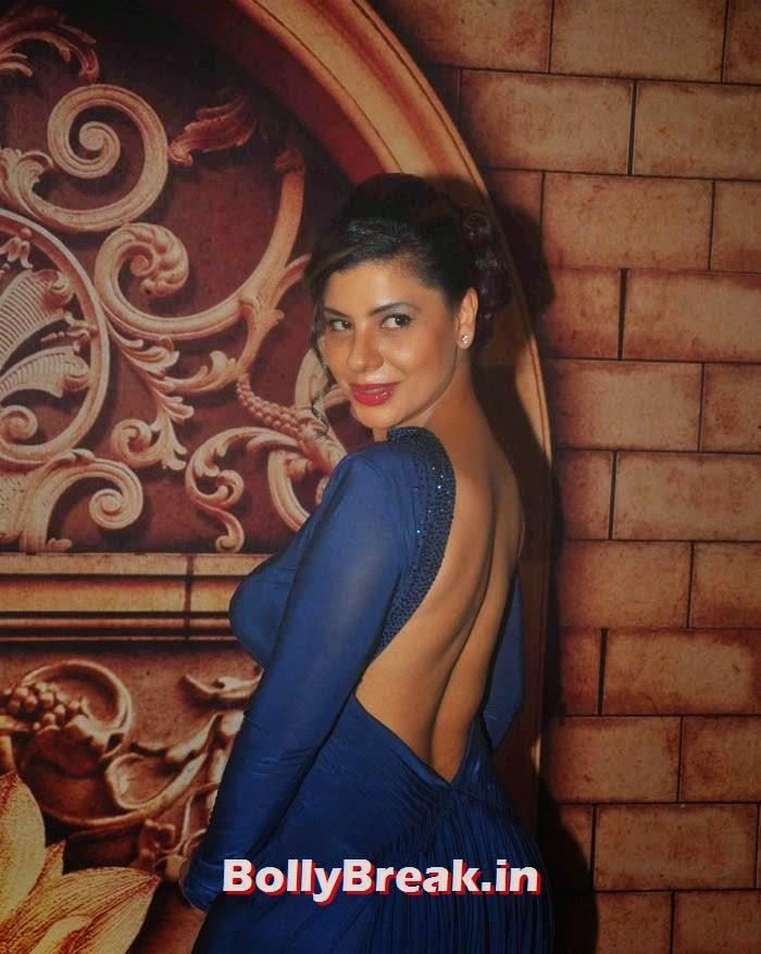 Sambhavna Seth, Zee Rishtey Awards 2014 Photo Gallery