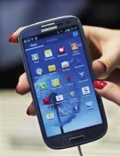 Galaxy S III reconhece olhar do usuário