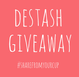 #sharefromyourcup