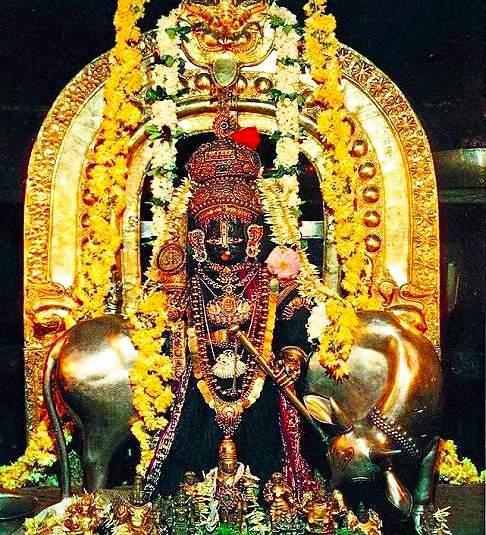 udipi krishna idol