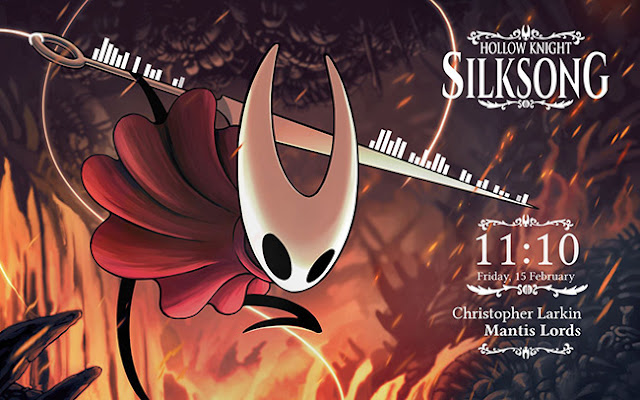 Silksong v1.01 Wallpaper Engine