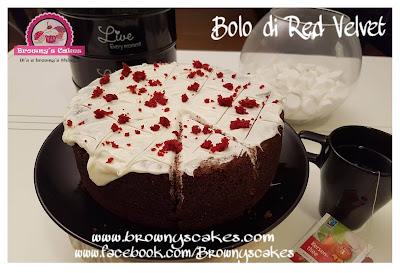 Red velvet taart recept