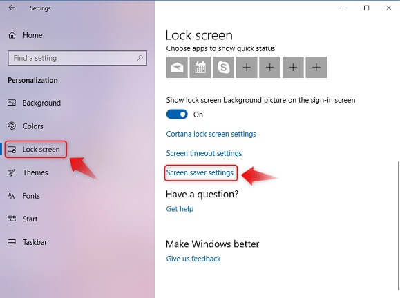 windows-10-screen-saver-add-kaise-kare