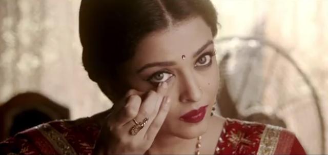 Aishwarya Rai Bachchan from the movie Sarbjit.