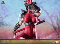 "Abierto pre-order de Taki del ""Soul Calibur II"" - First 4 Figures"