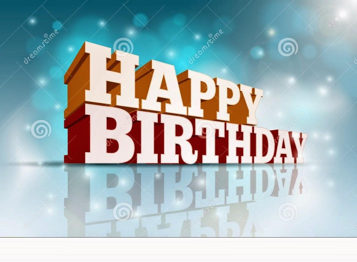 HD BIRTHDAY WALLPAPER : Happy Birthday Message