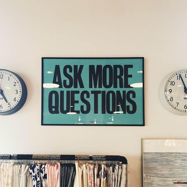 Effective Question Script