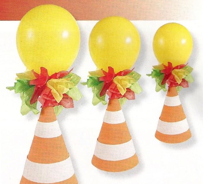 Como hacer sorpresas para fiestas infantiles lodijoella - Sorpresas para fiestas ...