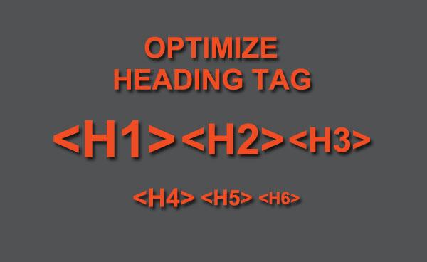 Optimasi SEO Title, Description, Heading Tag