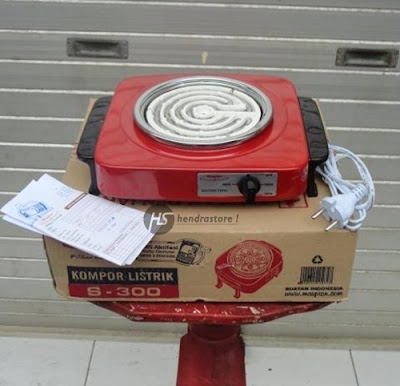 Juak Kompor Listrik MASPION S-300 Bergaransi Murah