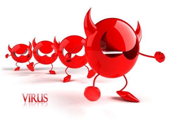 ماهي فيروسات الحاسوب,اضرارها,انواعها,الحماية منها