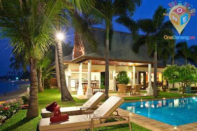 Đà Nẵng Và Những Khách Sạn Gần Biển Ven Mỹ Khê Medium_villa-water-2