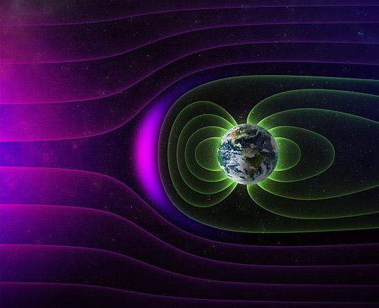 Campo Magnético Terra
