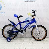 16 sepeda anak evergreen jack