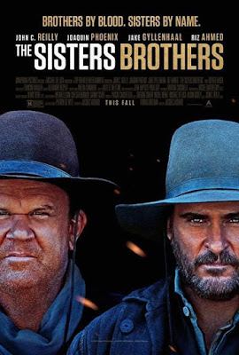 The Sisters Brothers 2018 DVD R1 NTSC Sub