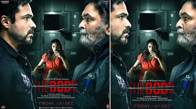 the body movie review, The Body, Rishi Kapoor, Emraan Hashmi