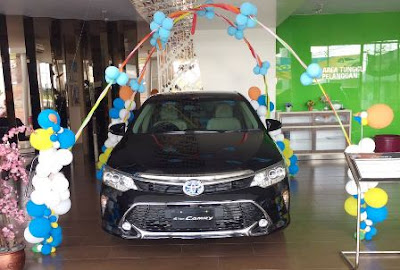 Harga Toyota Camry Terbaru