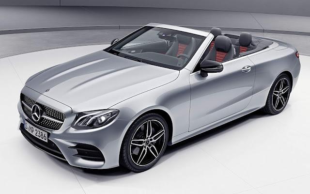 Mercedes Classe E Coupê ganha sistema elétrico de 48V