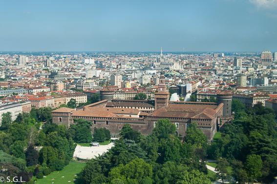 10+1 visitas imprescibdibles de Milan. Torre Branca