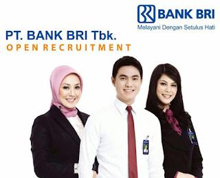 Lowongan Kerja BUMN Bank PT Bank Rakyat Indonesia ( Bank BRI )