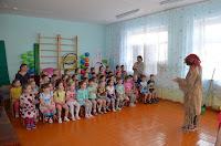 """(ФОТО)20 декабря 2018 г. ребята из дружины """"Fireman"""" выступили перед воспитанниками подшефного детского сада №36."""