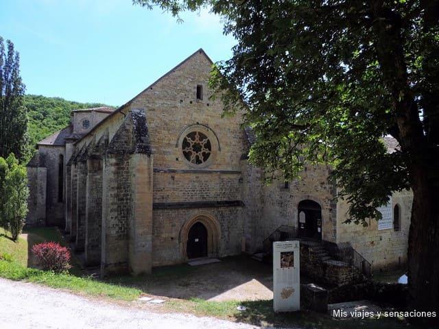 Abadía de Beaulieu-en-Rouergue, Francia