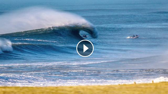 Surf Hossegor - Wednesday 25 December 2019