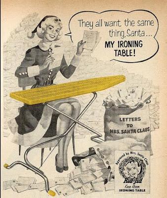 Knee Room Ironing Table