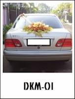 Car Decor Wedding