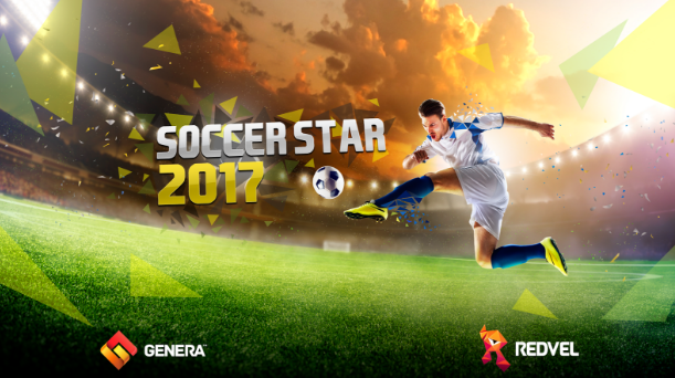 Download Soccer Star 2017 World Legend Mod Apk Unlimited Money