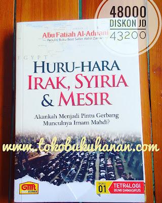 Buku Huru hara Irak Syiria Mesir