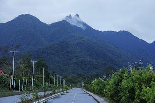 Jalur Pendakian Gunung Daik