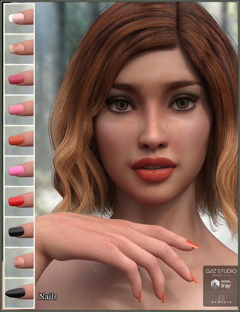 EJ Eloise for Genesis 3 Female